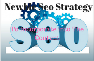 SEO Strategy, building SEO strategy