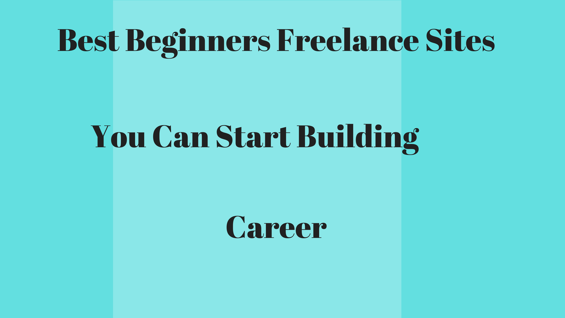Beginners sites friendly to young writers