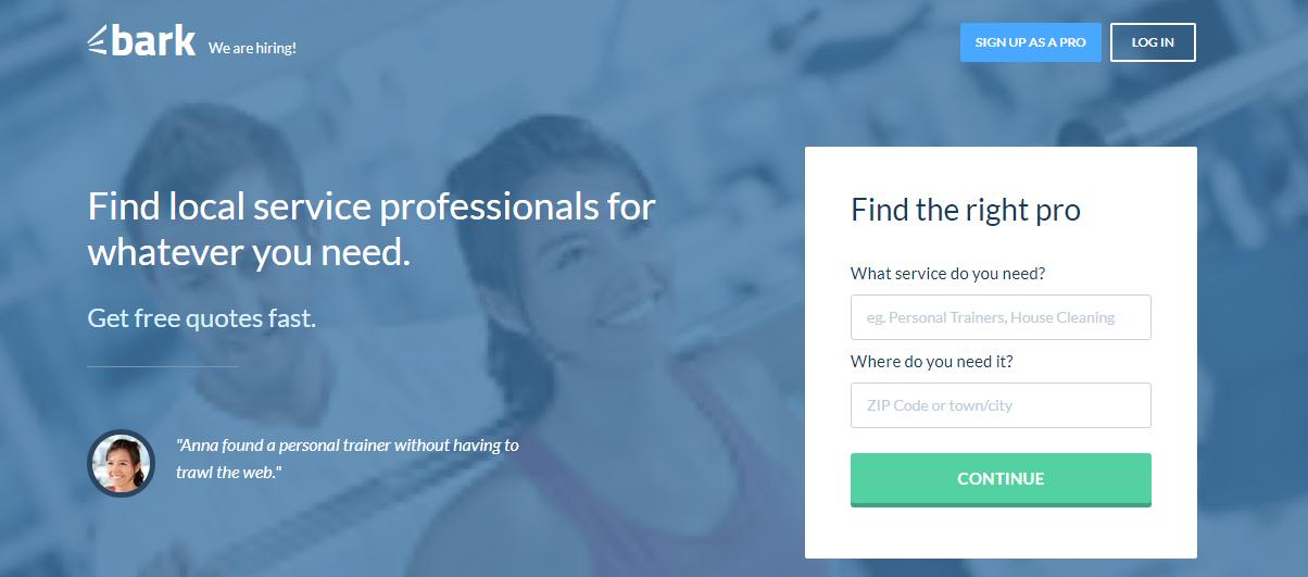 Job platform for beginner freelancers