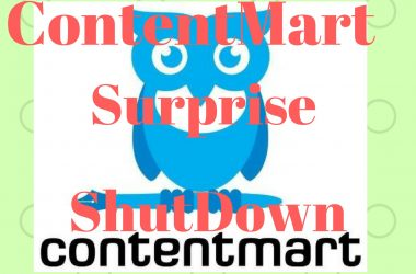 Content Mart end the business