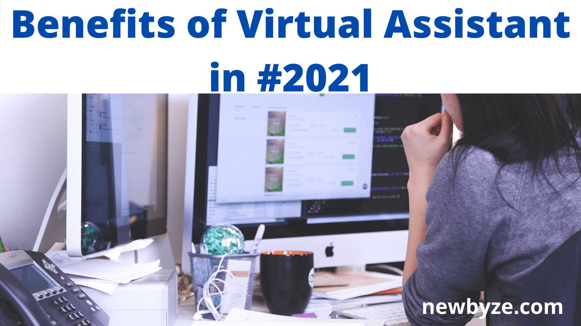 Benefits of Virtual Assistants