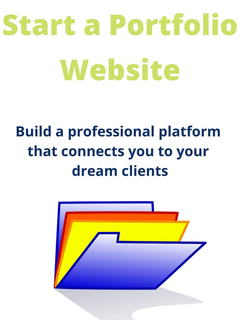 Website Portfolio for your Services