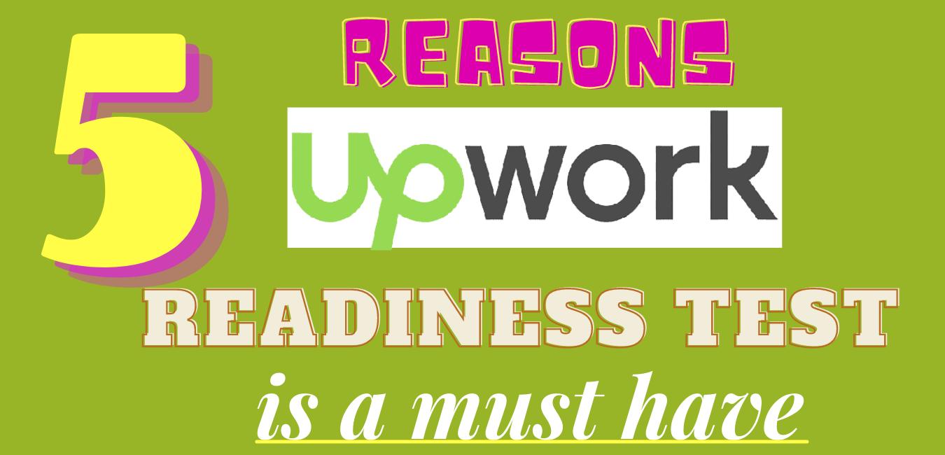 Upwork Readiness test