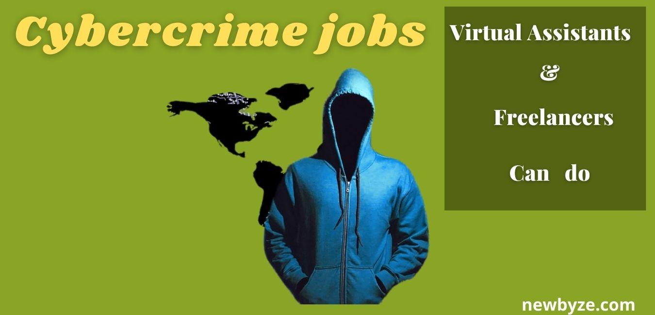Cyber crime jobs